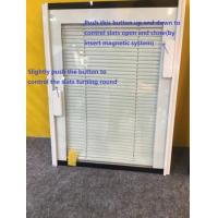 Best Customized Magnetic Insulating Glass Blinds wholesale