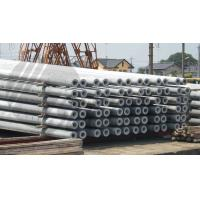 Best Hollow pole Concrete Pole Steel Mould Concrete Pole Equipment dense and high strength wholesale