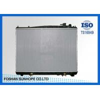 Best Heating Nissan Frontier Radiator DPI 2215 MT Low Weight Tube Fin Fit Manual Car wholesale