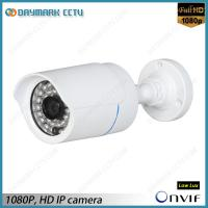 Best H.264 2MP IR Bullet IP Camera Megapixel DWDR wholesale