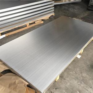 China High Conductivity Aluminium Alloy Plate 3015 Grade Various Temper Square Shape on sale