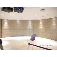 Best Large Heavy duty Automatic Curved Sliding Door for Hongkong building Stage background wholesale