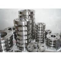 China Pipeline Stainless Steel Flanged Fittings , DIN2566 1.4306 Stainless Steel Din Flanges on sale