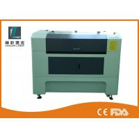 Best LCD Control CO2 Laser Engraving Cutting Machine Water Cooling For Rubber / Wood wholesale