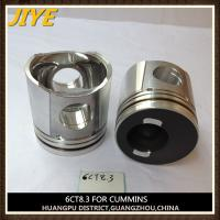 Best cummins 8.3 engine parts Japaneese tractors engine parts cylinder piston for 6CT8.3 3802398,3923164,3802397,3923163 wholesale