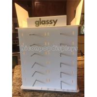 China Countertop Sunglasses Display Case Custom Sunglass Display Rotating Stand 4 - Way on sale