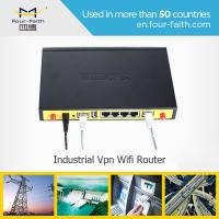 Best 4G WIFI Router wireless WIFI router with 4LAN port & sim slot support serial port and RJ45 wholesale