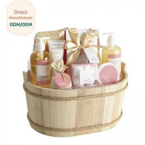 Best Beautiful Body Care Bath Gift Set / Luxury Shower Gel Gift Set 150ml 200ml wholesale