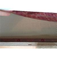 Buy cheap Primrose / Cream Coated DVA One Way Mesh 820Mm X 2000Mm Size For Office / from wholesalers