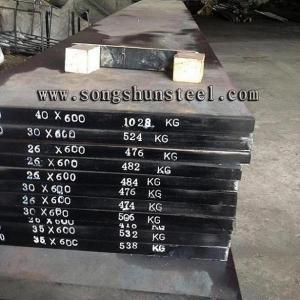 Best DIN 1.2080 cold work steel sheet wholesale