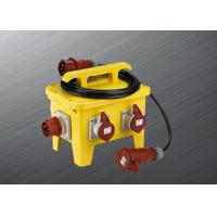 Best Heavy Duty Temporary Power Distribution Box IP67 Waterproof Protection wholesale