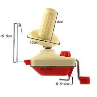 Best Portable Swift Yarn Fiber String Ball Wool Winder Holder Winder Fiber Hand Operated New Cable Winder Machine wholesale