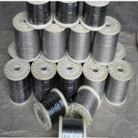 Best ASTM / AISI 304 1x19 Stainless Steel Wire Rope 20mm 1670MPA For Food Industry wholesale