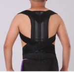 Best Imported Material Waist Back Support Belt / Back Straightening Belt Stretching Shoulder wholesale