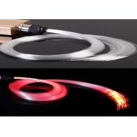 Side Sparcable Fiber 0.25 Diameter PMMA Plastic Bare Light Optical Fiber