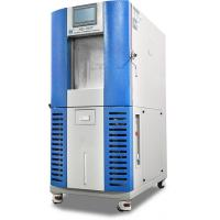 Buy cheap 100L Programmable Constant Temperature Humidity Chambers For Industrial Of Electronic product