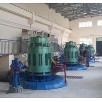 500kW Packaged Vertical Francis Hydro Turbine Hydro Power Generator