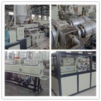 Best Customized PE Pipe Extrusion Line PE Pipe Extrusion Machine DELTA wholesale