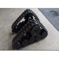 Buy cheap New design for rubber track system 190mm from wholesalers