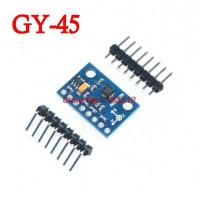 Buy cheap GY-45 MMA8451 Modules Digital Triaxial Accelerometer High-precision Inclination Module product