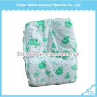 Best China Fabric Super-Absorbent Lucky Baby Diaper wholesale
