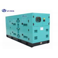 Best Soundproof 250kVA Cummins Diesel Generator for Backup Power , Cummins DG Set wholesale