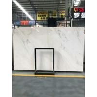 Residential Polished Marble Slab Countertops Interior Decoration