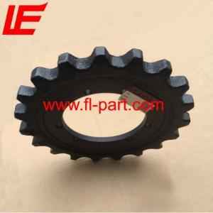 China Mini excavator chain sprocket for J CB801.5 on sale