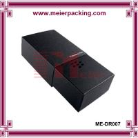 Best Fancy paper gift box for sunglasses & wristwatch paper drawer box for gift ME-DR007 wholesale