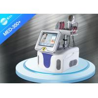 China Slimming Lipo Laser Treatment Machine Fractional RF Portable Device 9 Pads on sale