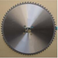 China INDUSTRIAL TCT Circular Saw Blades for cutting steel ingot and steel block diameter from 450mm up to 1800mm on sale