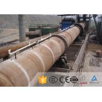 Cheap Titanium Dioxide Vertical Shaft Kiln For Lime , Industrial Rotary Kiln Furnace for sale