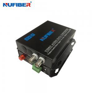 Best 2BNC RS485 Fiber Video Converter wholesale