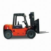Best 5T Diesel Forklift with 5,000kg Load Lifting Capacity, CE Certified wholesale