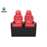 Best Electric 5D Movie Theater System 5D Motion Chair With Vibration Push back Leg tickler wholesale