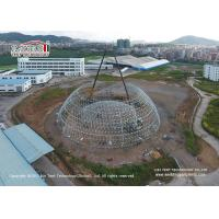 Best 55m Diameter Geodesic Dome Tents Half Sphere Tent Strcuture for Grand Event wholesale