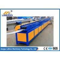Best Aluminum Slat Rolling Door Roll Forming Machine 3 KW Panasonic PCL Control wholesale