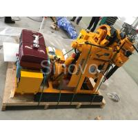 Best Small Sinovo Spindle Core Drilling Rig For Soil Investigation wholesale