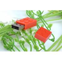 China Personalised Portable Plastic Block 8GB USB Memory Stick 2.0 for Promotion Gift on sale