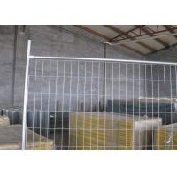 China Welded Mesh Temporary Metal Fencing Panels Australian Standard AS 4687-2007 on sale