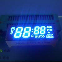 Buy cheap Blue Oven Timer Custom LED Display Seven Segment With Operating Temperature 120 from wholesalers
