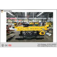 Best Separated Type Hydraulic Underground Core Drill Rig with Motor Power 75kw wholesale