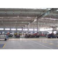 Best Q345b Grade Pre Manufactured Steel Buildings Light Weight Easy To Build wholesale