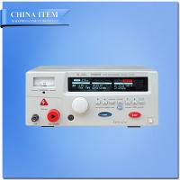 Best 500VA 100mA AC Withstanding Voltage / Insulation Resistance Tester wholesale