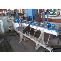 China Automatic Wire Straightener And Cutter , High Speed Wire Steel Rod Straightening Machine on sale