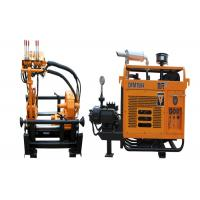China Strong Air Cooling Directional Boring Machine Manufacturer With Mud Pump on sale