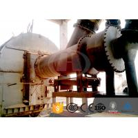 Best Large Diameter Lime Rotary Kiln Cement Production Line 4-75 Kw Power wholesale