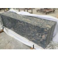 Best Professional Custom Granite Kitchen Countertops 2400 X 600mm For Apartment wholesale