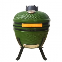 China 22 Charcoal Ceramic Green Egg Style Grills on sale