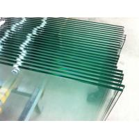 Best Low iron glass / Tempered Safety Glass 6mm with holes predrilled Toughened Glass Panels wholesale